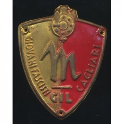Medaglia commemorativa matrimonio Umberto e Maria di Savoia
