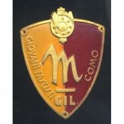 Medaglia commemorativa Ventennale fondazione corpo della Milizia