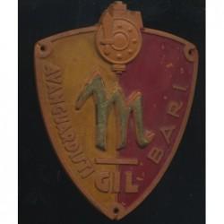 Medaglia in bronzo Coniata nel Bronzo Nemico, fatiche di guerra 1915/18