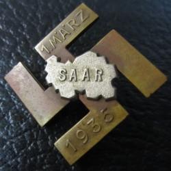 Elmetto tedesco M42 riutilizzato da Partigiani